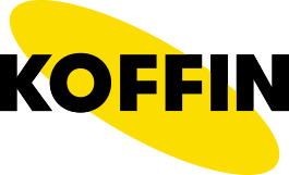 Koffin ⚰️ Logo